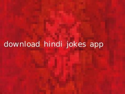 download hindi jokes app