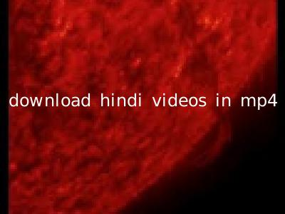 download hindi videos in mp4