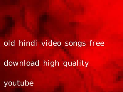 How to free download indian hindi (film) songs mp3 from youtube online.